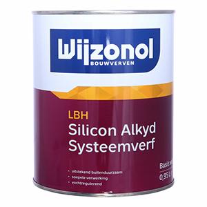 Wijzonol-LBH-Silicon-Alkyd-Systeemverf