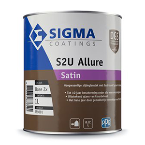 Sigma-S2U-Allure-Satin