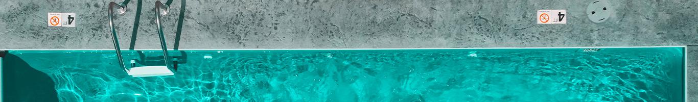 zwembadverf betonnen zwembad