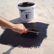 bitumen-coating-aanbreng-op-plat-dak