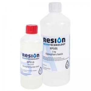 Resion epoxyhars snel
