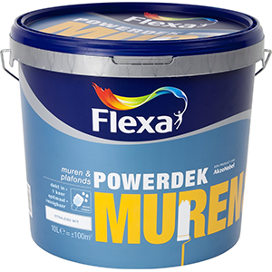 Flexa-Powerdek-Muren