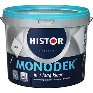 Histor-Monodek-Muurverf-Wit