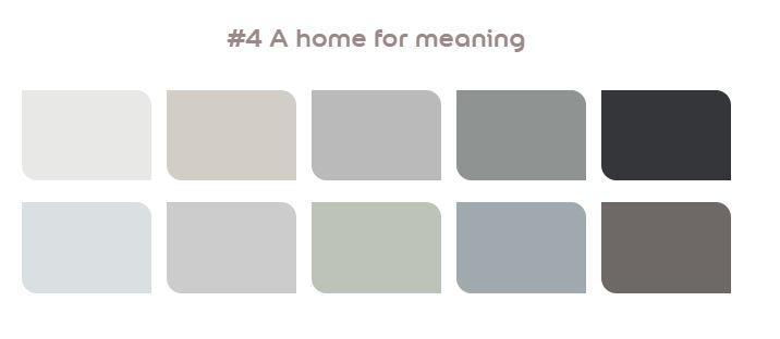 A home for meaning flexa kleurenpallet