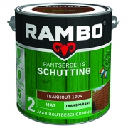 pantserbeits schutting