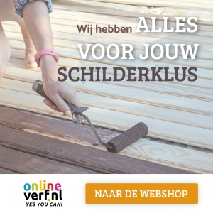 Online verf banner